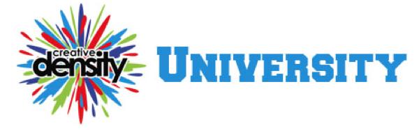 Creative Density University logo