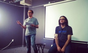 David Cohen and Brad Feld at BSW12