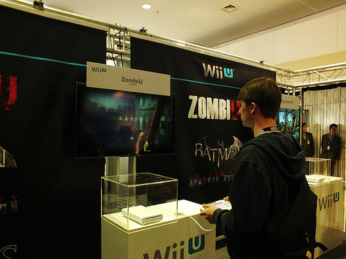 Upstart_ZombiU player from wiiu-spiele.com on Flickr