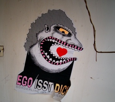 """Ego Eats You"" by Borderline 
